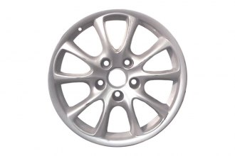 "Replace® - 18"" Remanufactured 10-Spoke Factory Alloy Wheel"