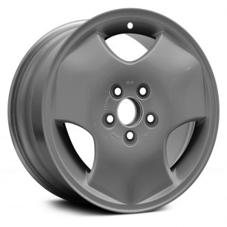 "Replace® - 16"" Remanufactured 3 Holes All Painted Silver Factory Alloy Wheel"