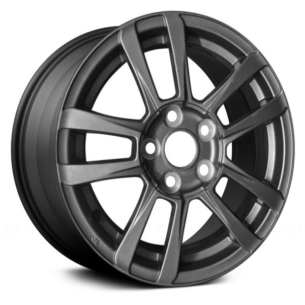 replace scion xb 2008 2012 16 remanufactured 10 spokes factory alloy wheel. Black Bedroom Furniture Sets. Home Design Ideas