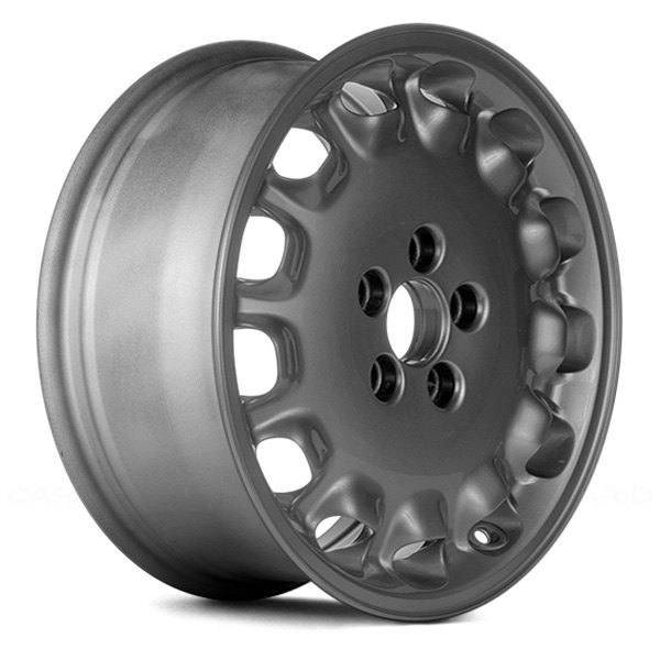 "Replace® - 16"" Remanufactured 13 Holes Regular Silver Factory Alloy Wheel"