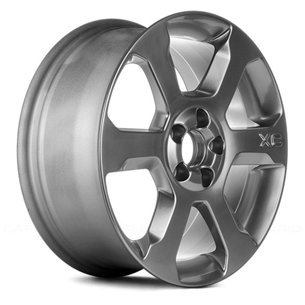 "Replace® - 17"" Remanufactured 6 Spokes Bright Hyper Silver Face Factory Alloy Wheel"