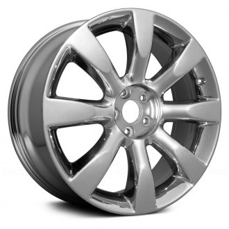 "Replace® - 20"" Remanufactured 8 Spokes Factory Alloy Wheel"