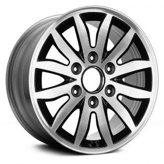 2008 Kia Sedona Replacement Factory Wheels Amp Rims Carid Com