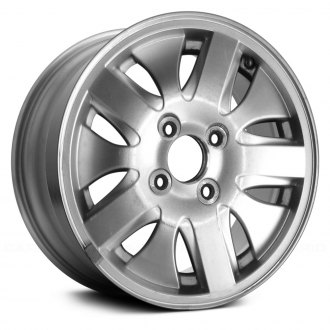 "Replace® - 14"" Remanufactured 10 Spokes Standard Finish Factory Alloy Wheel"