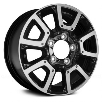 2014 toyota tundra replacement factory wheels rims. Black Bedroom Furniture Sets. Home Design Ideas