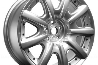 "Replace® - 19"" Remanufactured 9 Spokes Hypersilver Factory Alloy Wheel"