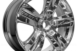 "Replace® - 19"" Remanufactured 5 Spokes OE Chrome Factory Alloy Wheel"
