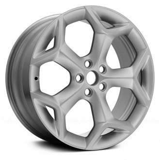 "Replace® - 19"" Remanufactured 5 Split Spokes Standard Finish Factory Alloy Wheel"