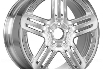 "Replace® - 20"" Remanufactured 5 Triple Spokes Bright Sparkle Silver Factory Alloy Wheel"