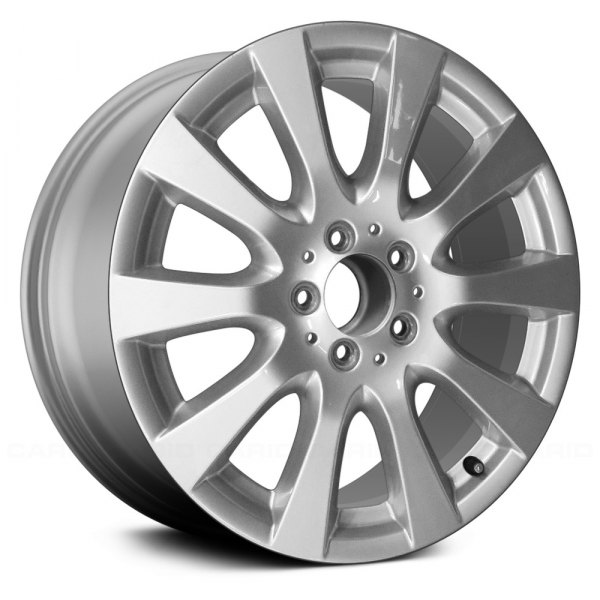 "Replace® - 18"" Remanufactured 10 Spokes Silver Argent Face Factory Alloy Wheel"