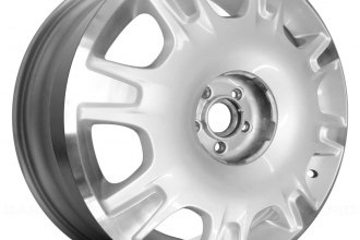 "Replace® - 19"" Remanufactured 8 Spokes Silver Factory Alloy Wheel"