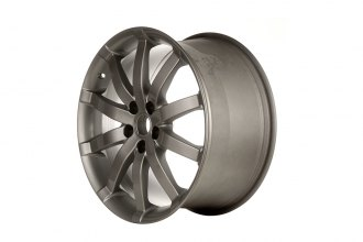 "Replace® - 19"" Remanufactured 10-Spoke Painted Flat Light Silver Factory Alloy Wheel"