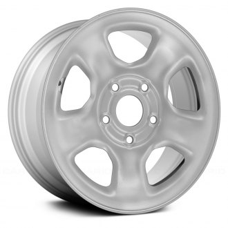 "Replace® - 17"" Remanufactured 5 Spokes Factory Steel Wheel"
