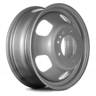 "Replace® - 17"" Replica 5 Vents Factory Steel Wheel"