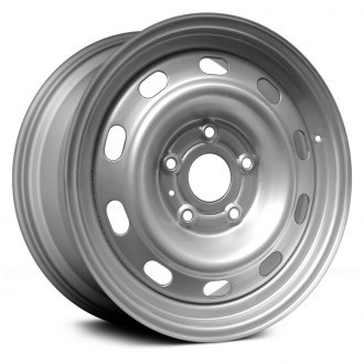 "Replace® - 17"" Remanufactured 10 Vents Factory Steel Wheel"