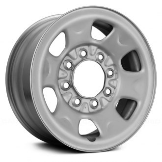 "Replace® - 16"" Replica Silver Factory Replica Steel Wheel"