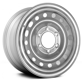 "Replace® - 16"" Remanufactured 16 Holes Factory Steel Wheel"