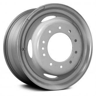 "Replace® - 19"" Replica 5 Slots Gray Factory Steel Wheel"