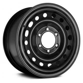 "Replace® - 16"" Remanufactured 16 Vents Factory Steel Wheel"
