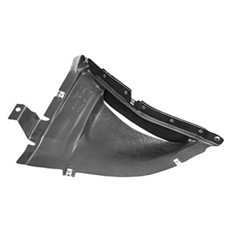 Replace® - Front Driver Side Lower Fender Splash Shield