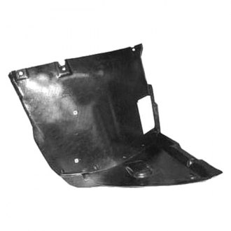 Replace® - Front Fender Liner Front Section
