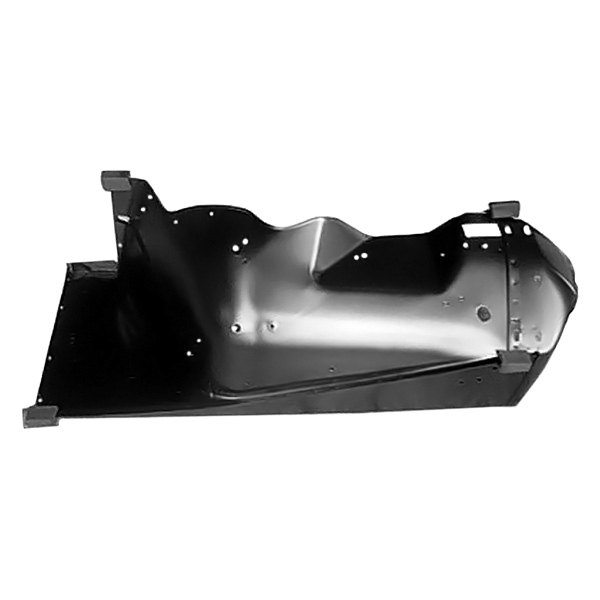 Replace® - Passenger Side Front Fender