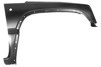 Replace® CH1241231V - Right Front Fender
