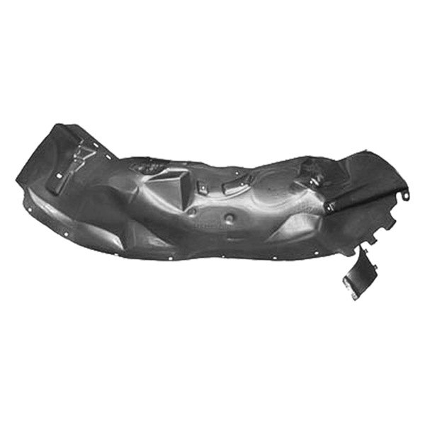 Replace® - Left Fender Liner