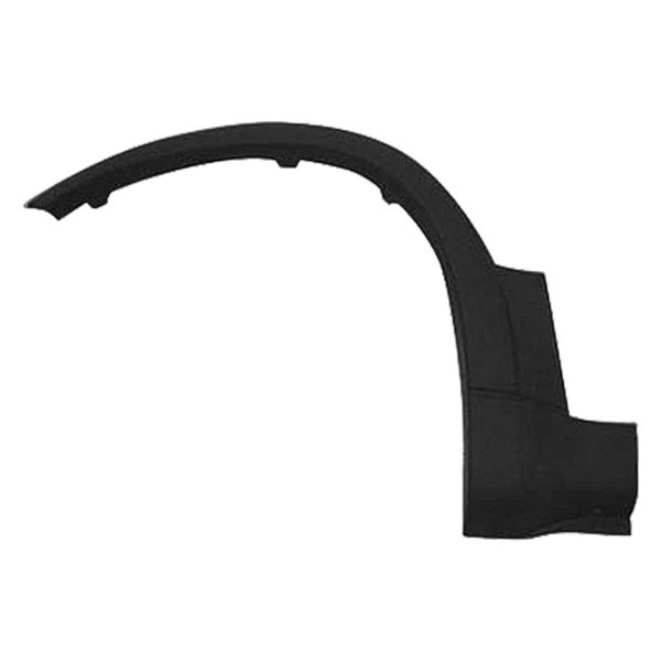 Replace® - Driver Side Front Upper Fender Molding