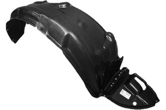 Replace® GM1249130 - Right Front Inner Fender