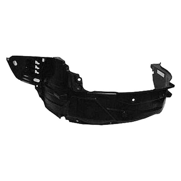 Replace® - Front Left Fender Liner