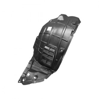 Replace® - Front Driver Side Fender Liner Front Section