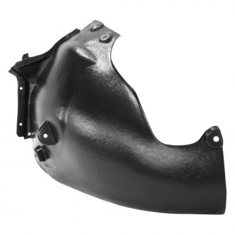 Replace® - Front Passenger Side Fender Liner Rear Section