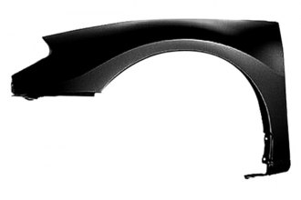 Replace® MI1240141V - Left Front Fender (W/O Molding Hole)