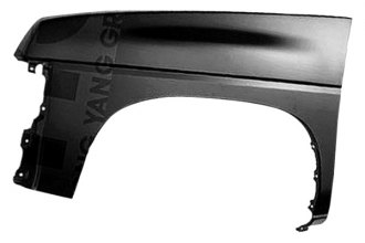 Replace® NI1240118PP - Left Front Fender