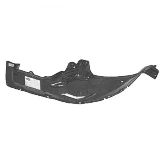 Replace® - Front Fender Liner Rear Section