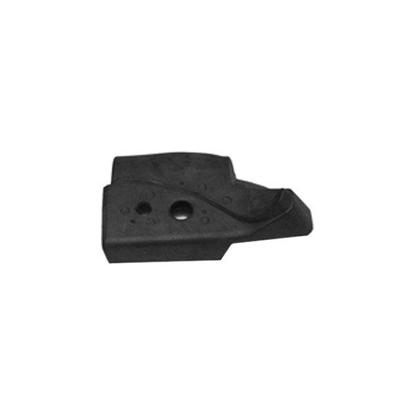 Replace Jeep Wrangler 1997 Front Fender Corner Seal