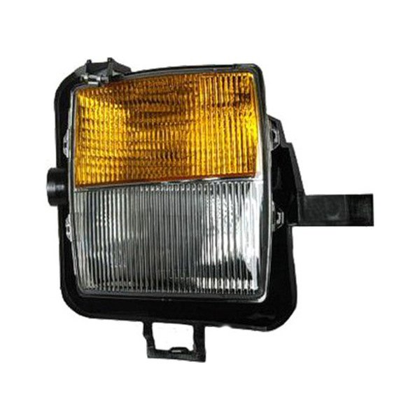 Replace® - Passenger Side Replacement Turn Signal/Fog Light