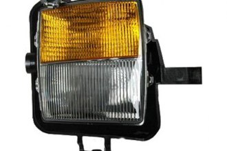 Replace® - Passenger Side Replacement Turn Signal / Fog Light