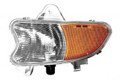 Replace® - Driver Side Replacement Driving Light