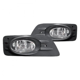 Replace® - Driver and Passenger Side Fog Lights