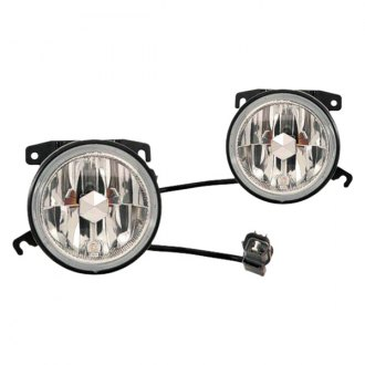Replace® - Driver and Passenger Side, Set of 2 Replacement Fog Light