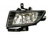 Replace® - Left Fog Light Assembly