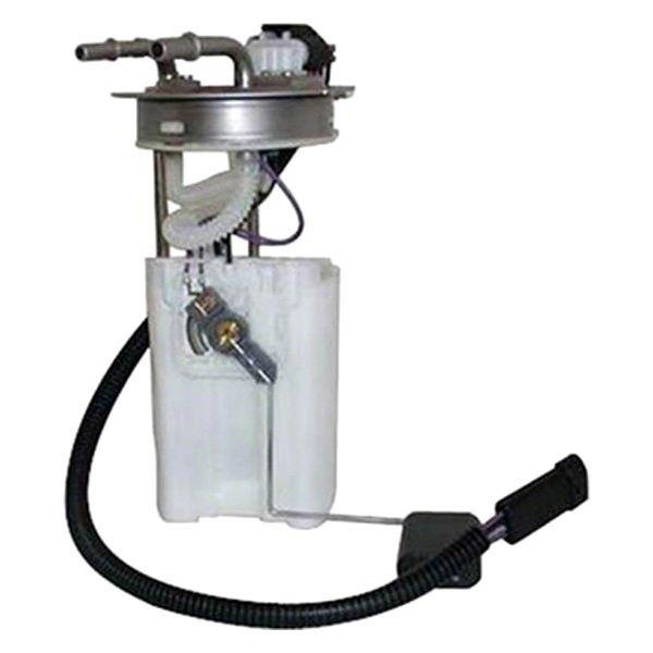 Fuel Pump Replacement : Replace gmc envoy fuel pump module assembly