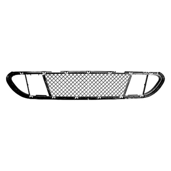 Replace® - Bumper Grille (Matte Black)