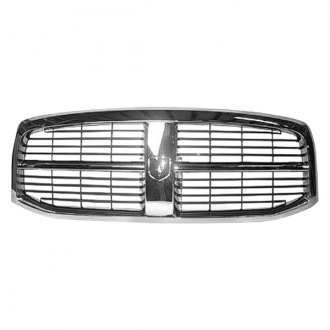Replace® - Grille (Chrome/Black)