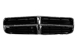 Replace® CH1200296 - Grille (Chrome)