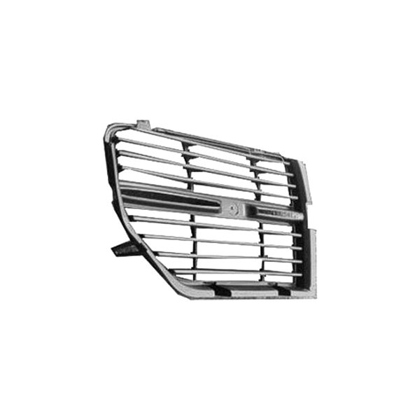 Replace® - Passenger Side Grille Insert
