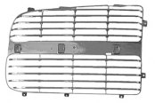 Replace® - Right Grille (Chrome)