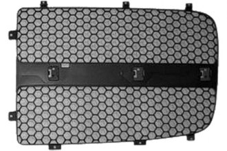 Replace® CH1201109 - Right Grille, Filler Panel (Black)